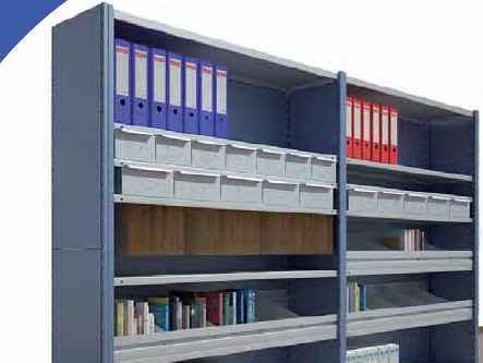 gallery of estanterias para carpetas azetas estanterias metalicas para archivar carpetas with record estanterias - Estanterias Record